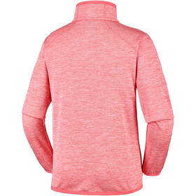 Columbia Wilderness Way Polaire Enfant, hot coral